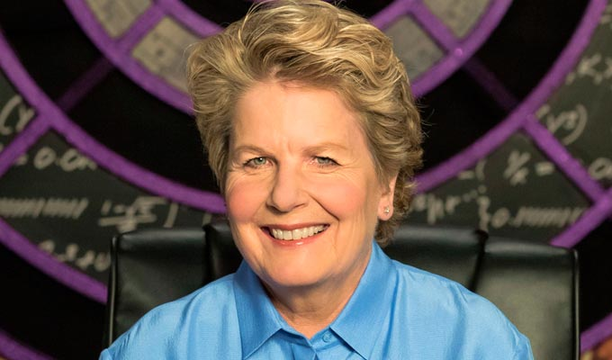 Quite Inattentive: Sandi messes up her QI introductions | Toksvig got over-excited by Teri Hatcher...