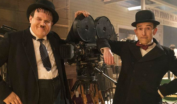 Stan & Ollie tops DVD chart | Outselling The Lego Movie 2