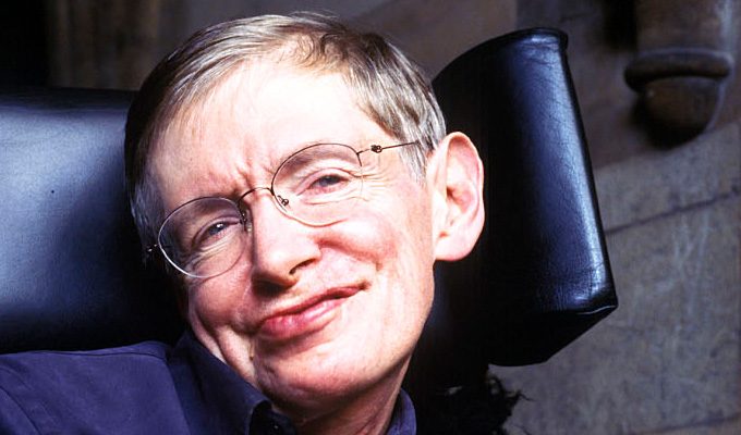 Stephen Hawking and Jim Bowen on the same day... | Tweets of he week