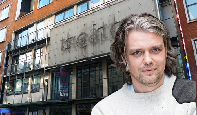 Soho Theatre's artistic director stands down | Steve Marmion to go freelance