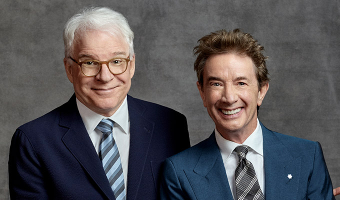 Steve Martin and Martin Short announce new London dates | Pair to visit the Royal Albert Hall