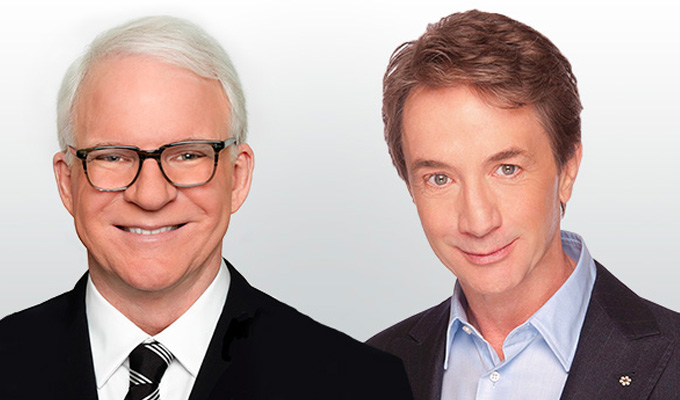 Steve Martin and Martin Short to release Netflix special | Sketches and chat coming this summer
