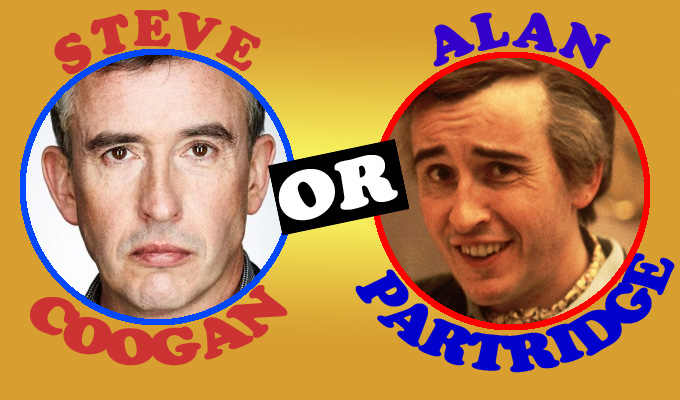 Steve Coogan or Alan Partridge? | Can you tell who said what?