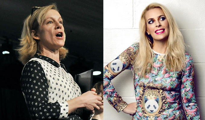 Juliet Stevenson to play Sara Pascoe's mum | Cariad Lloyd also cast in fellow comic's BBC sitcom