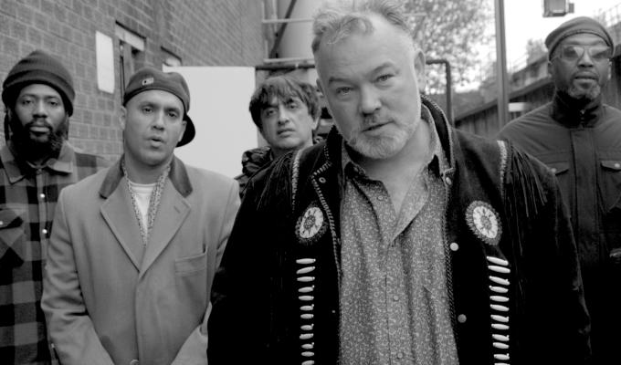 Let's show we don't all subscribe to the worst racist rhetoric of Brexit | Stewart Lee on his campaign to get to No 1 with Asian Dub Foundation