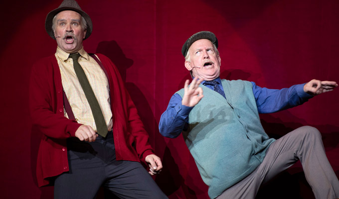 Still Game Live: The Final Farewell | Gig review by Andrew Duthie at the SSE Hydro, Glasgow