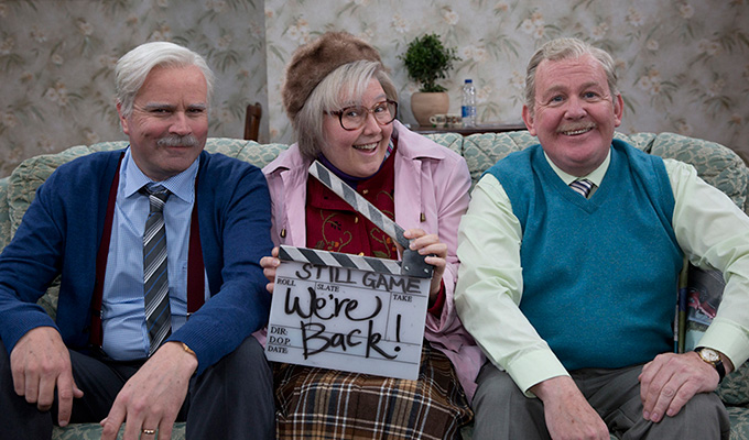 'Old people swearing is always funny' | Still Game director Michael Hines on the show's appeal