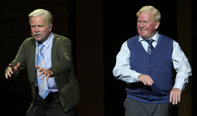 Still Game Live | DVD review by Steve Bennett