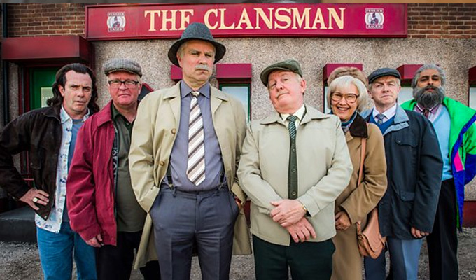'By the end of filming I could happily set fire to my comfy cardigan...' | Ford Kiernan and Greg Hemphill on the return of Still Game