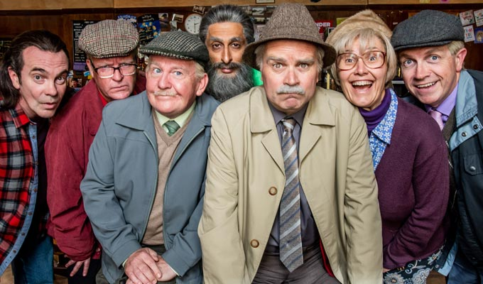 Still Game to get an outstanding contribution Bafta | ...but a brawl mars its final stage outing