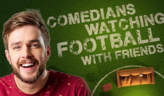 Sky picks up Comedians Watching Football...series | Eight episodes following successful pilot