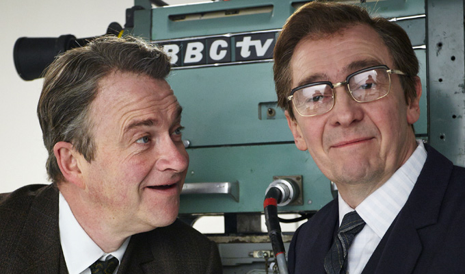 BBC confirm Harry & Paul special | Plus shows for Rory Bremner & Morgana Robinson