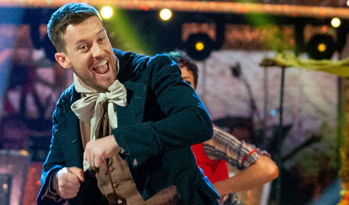 Consider yourself... saved! | Chris Ramsey survives Strictly's dance-off