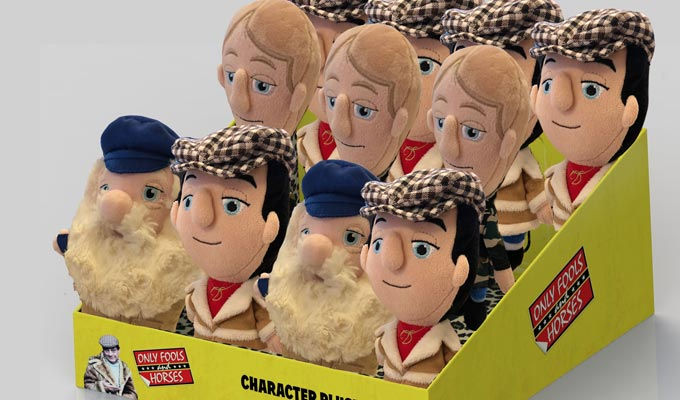 Get stuffed, Rodney (and Del and Uncle Albert) | Coming soon: new Only Fools And Horses toys