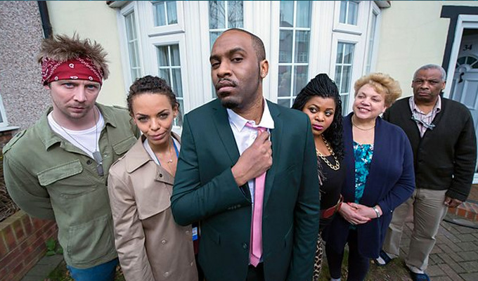 BBC orders Dane Baptiste sitcom | Exclusive: Sunny D pilot picked up for a series