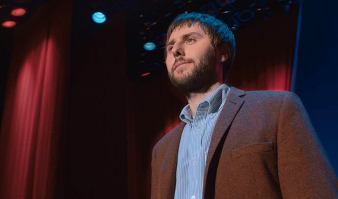 Inbetweeners' James Buckley turns stand-up | ...in a new film based on comic James Mullinger's life