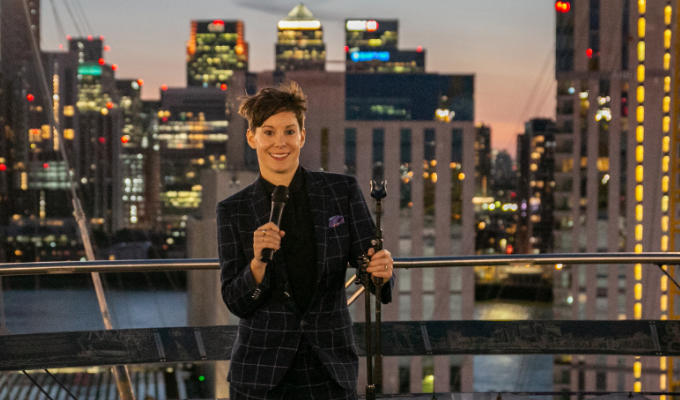 Suzi Ruffell: Stand Up The O2 | Gig review by Steve Bennett