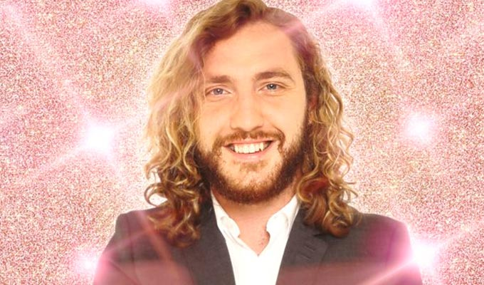 It's Seann Waltz! | Seann Walsh joins Strictly Come Dancing