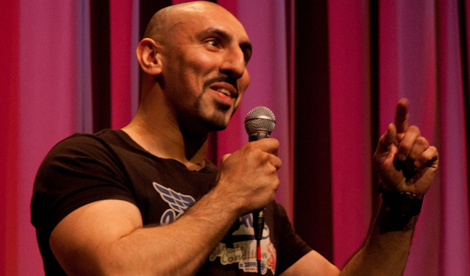 Failures make the successes more beautiful... | Sheraz Yousaf reflects on 300 stand-up gigs