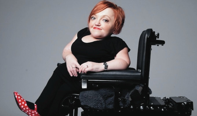 Stella Young: Tales From The Crip | Melbourne International Comedy Festival review by Steve Bennett