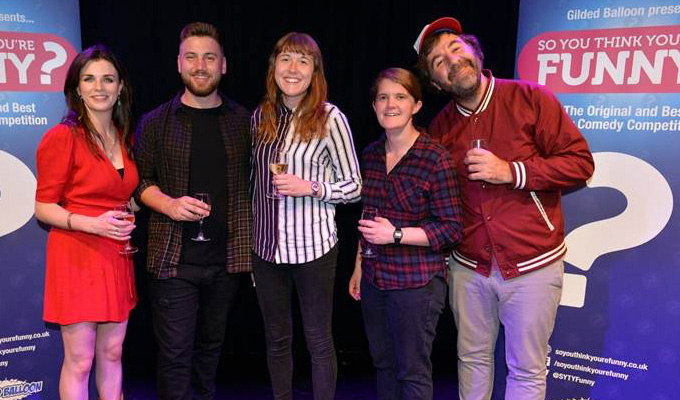 Maisie Adam wins So You Think You're Funny? | Sarah Mann and Morgan Rees runners-up