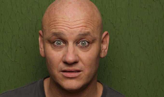 Terry Alderton's All Crazy Now