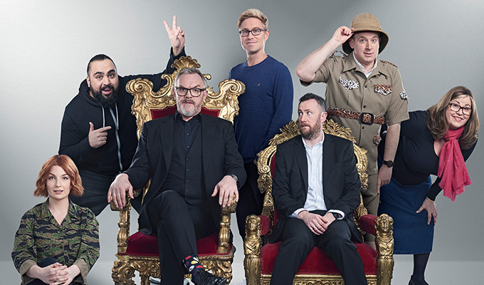 When is Taskmaster back on Dave? | Broadcaster announces series 6 air date