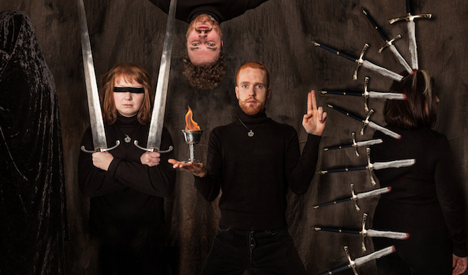 Tarot | Edinburgh Fringe review by Steve Bennett