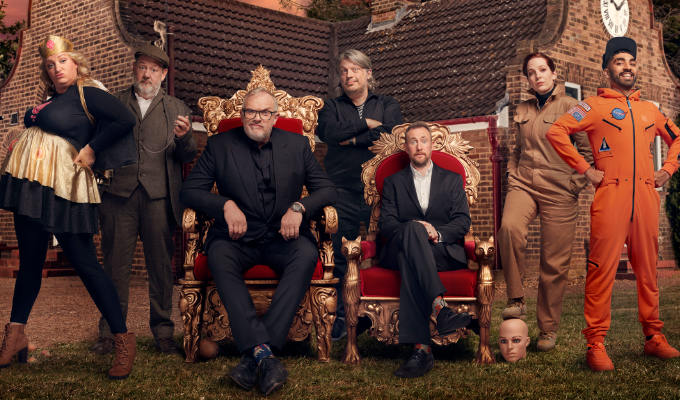 Taskmaster wins 1.7million viewers for Channel 4 | Series especially popular with 16-34 year-olds