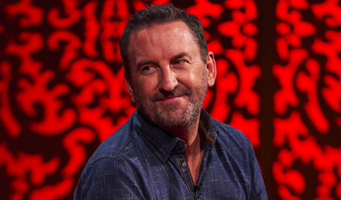 'I'm a middle-aged man who gets bewildered sometimes' | Interview with Lee Mack as he joins Taskmaster