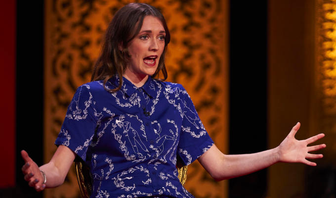 'Alex Horne is a snitch and a brown-noser' | Charlotte Ritchie on her Taskmaster experience