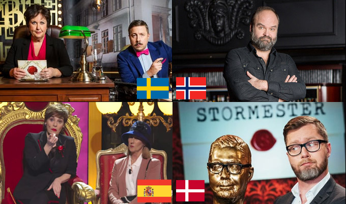 Nordic move | Taskmaster gets two more international versions