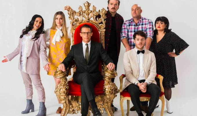 Who's on the New Zealand version of Taskmaster | Line-up revealed