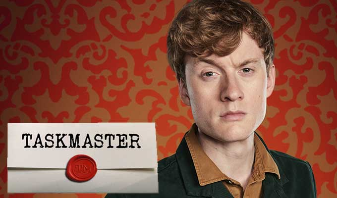 'I'm struggling for good things to say about Alex Horne' | Taskmaster Series 7: James Acaster interview