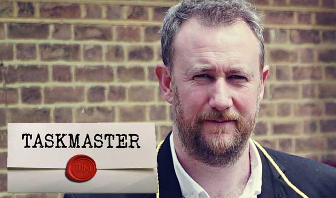 How tall is little Alex Horne? | Try our Taskmaster-themed Tuesday Trivia Quiz