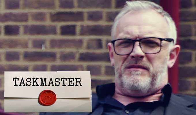 'There is at least one incident of genuine anger in this series' | Taskmaster Series 7: Greg Davies interview