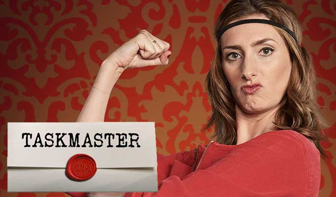 ' I'm definitely much funnier by accident rather than on purpose' | Taskmaster Series 7: Jessica Knappett interview