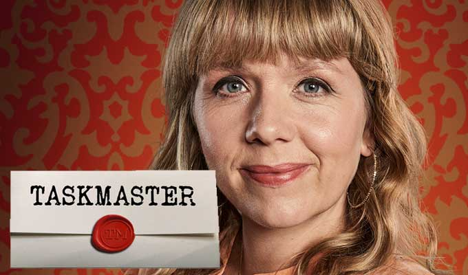 'Smashing one task was better than by wedding day' | Taskmaster Series 7: Kerry Godliman interview