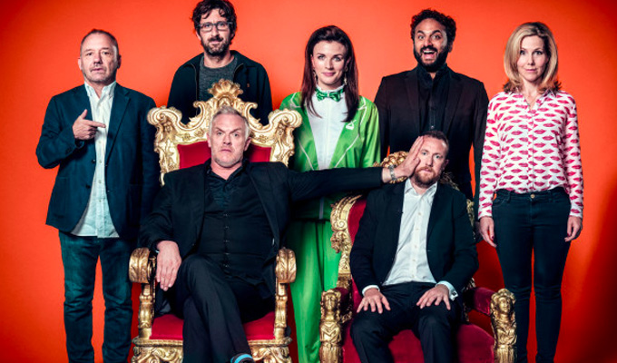 Taskmaster goes Danish | Scandinavian broadcaster to make its own version