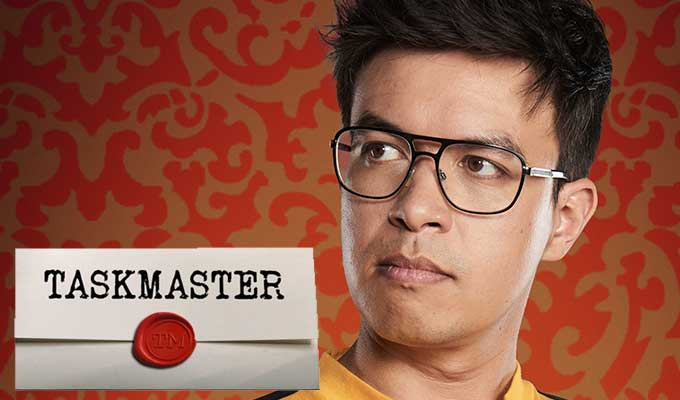 'I played by the rules... to my detriment' | Taskmaster Series 7: Phil Wang interview