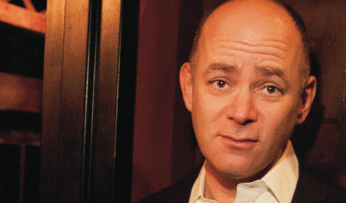 Todd Barry: The Crowd Work Tour | Gig review by Steve Bennett at the Soho Theatre, London