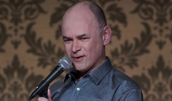Todd Barry: Spicy Honey | Netflix review by Steve Bennett