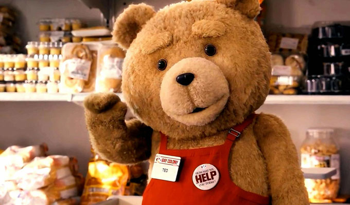 Ted gets a sequel | A tight 5: October 2