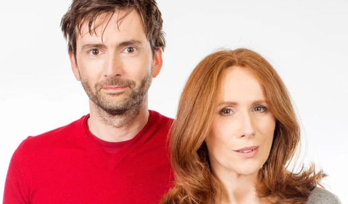 David Tennant and Catherine Tate to co-star in Sky comedy | Doctor Who duo reunited