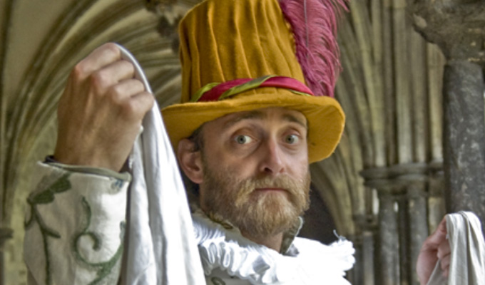 Tim Fitzhigham: Will Kempe, Shakespeare's Stand-Up