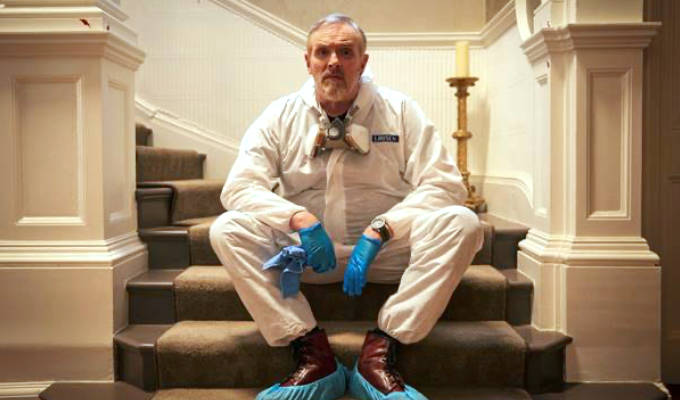 Greg Davies to play a crime-scene cleaner | BBC One orders new sitcom based on German comedy
