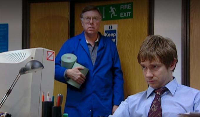 Gordon the janitor