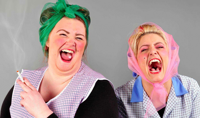Scottish duo head list of rising comedy stars | The Dolls prove a fans' favourite