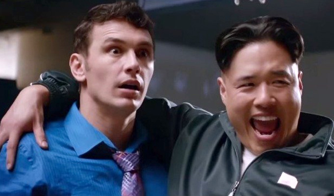 The Interview with Seth Rogen and James Franco | Film review by Steve Bennett
