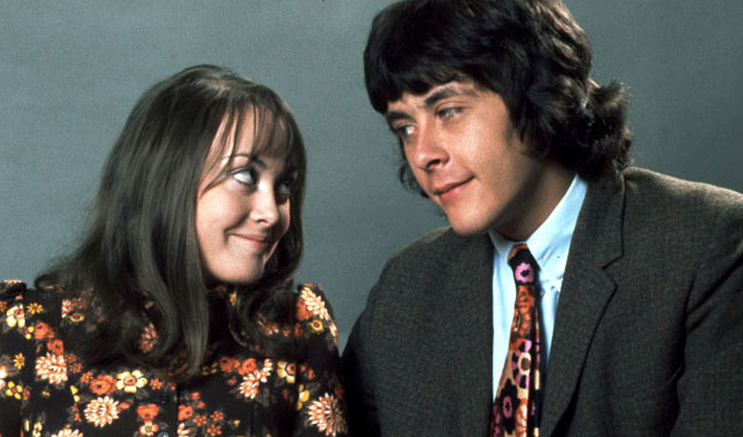 What was the name of this romantic ITV sitcom? | Try the Valentine's edition of our Tuesday Trivia Quiz